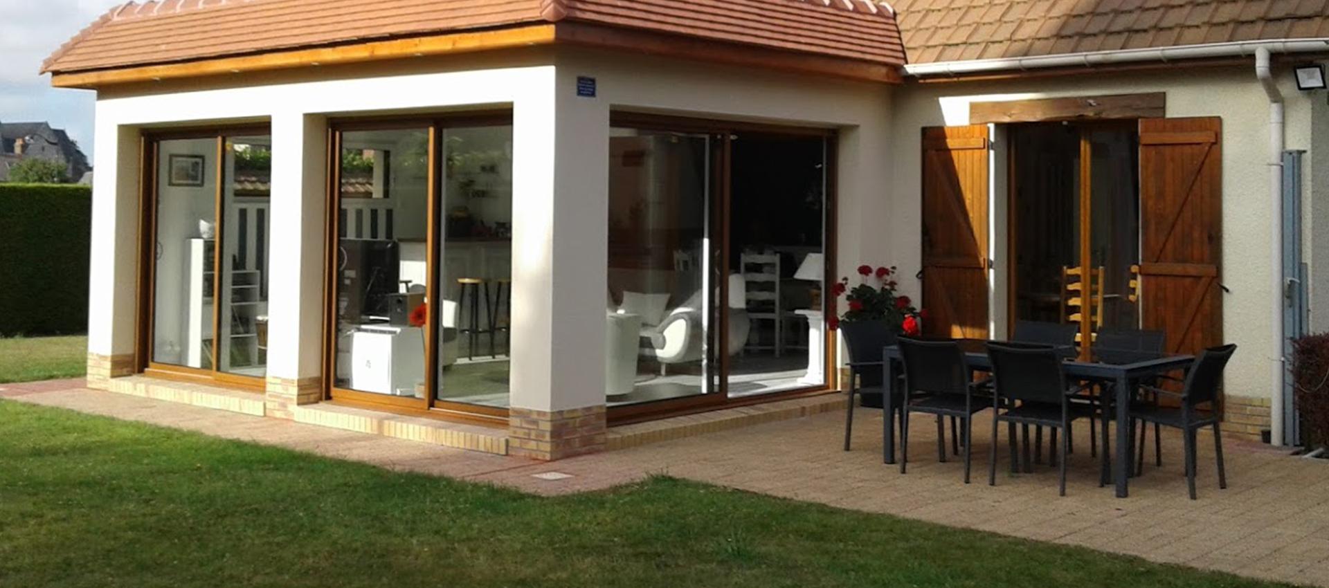Projet de construction de maison, ravalement de façades, contactez CTB Berenger